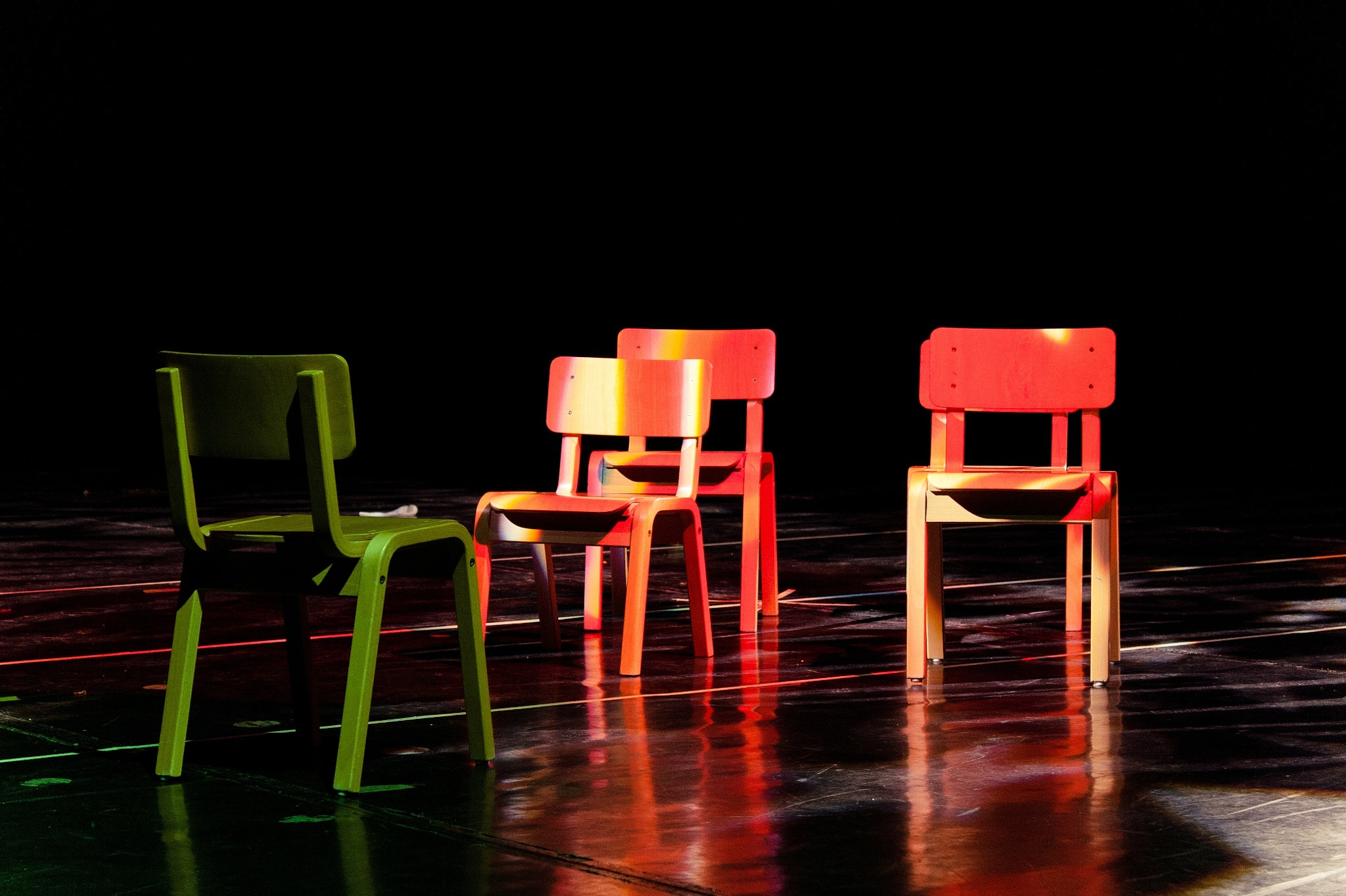 Photograph Chairs by Duko  on 500px