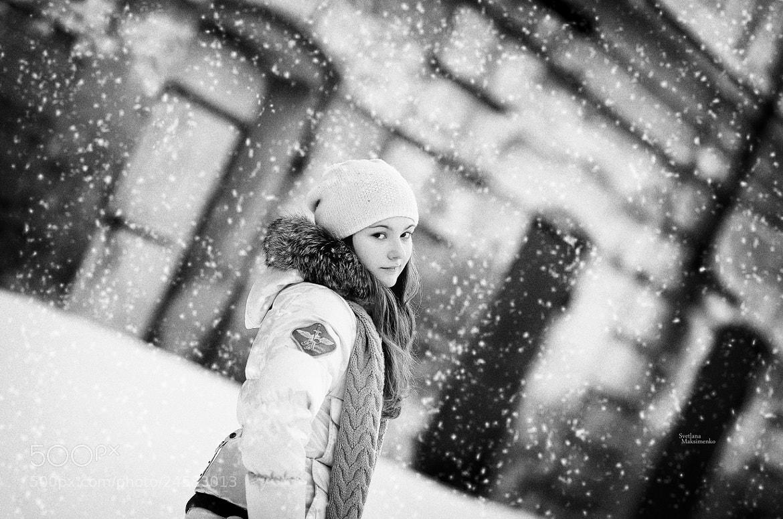 Photograph Lisa by Svetlana Maksimenko on 500px
