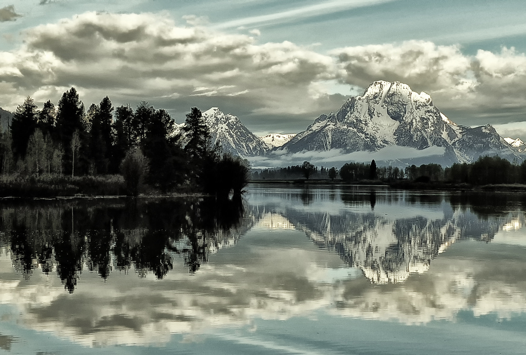 Photograph Nature's Mirror by Jeff Clow on 500px