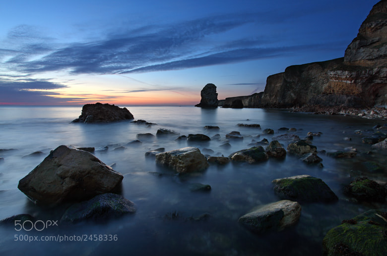 Photograph Marsden Bay at dawn by Andrew Whitaker on 500px