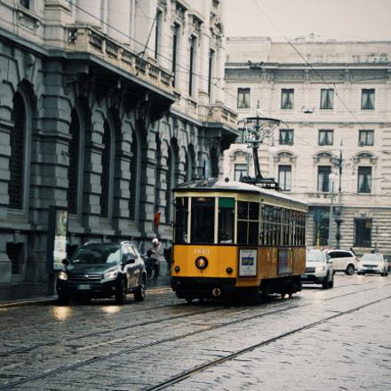 Milano streets, Canon EOS 700D, Canon EF 50mm f/1.8