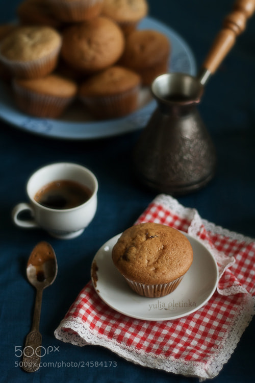 Photograph some muffin? by Yulia Pletinka on 500px