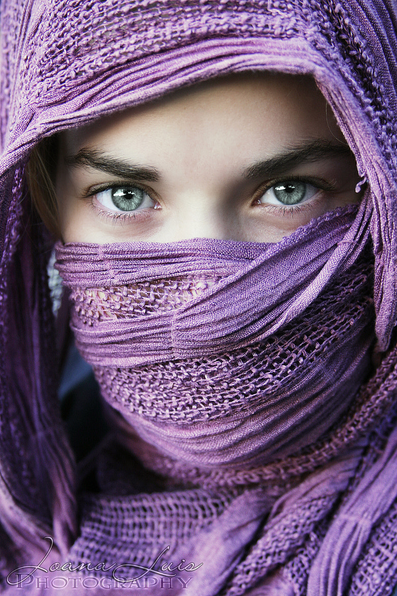 Photograph Through these eyes by Joana Luis on 500px