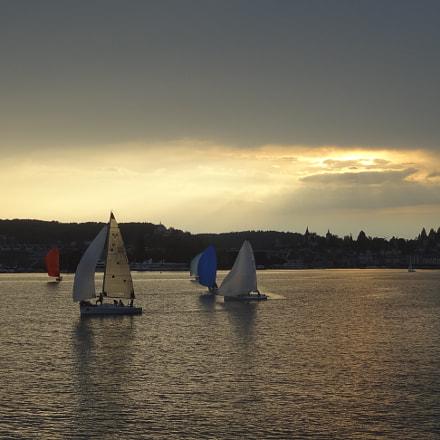 Boats, Sony DSC-HX10V