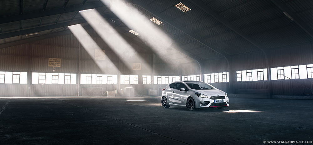 Photograph KIA PRO_CEE'D GT by Seagram Pearce on 500px