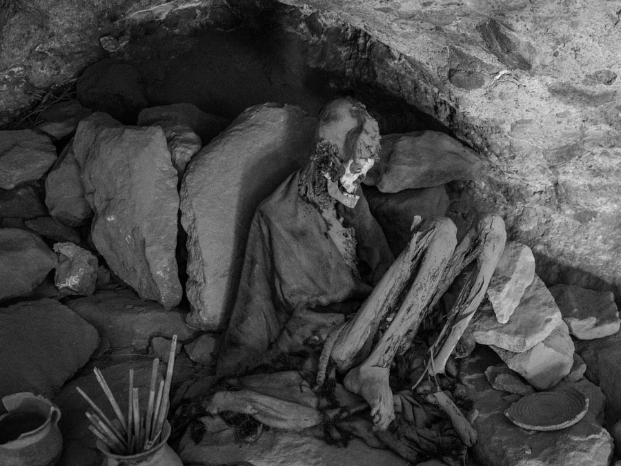 Mummies of Coqueza by Nancy Lundebjerg on 500px.com