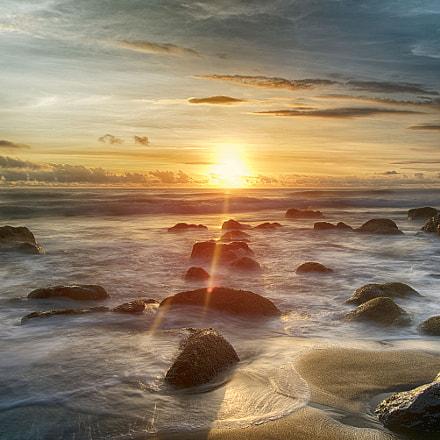 Sunset – 2018 – #PB07425 – Saint Leu – Réunion