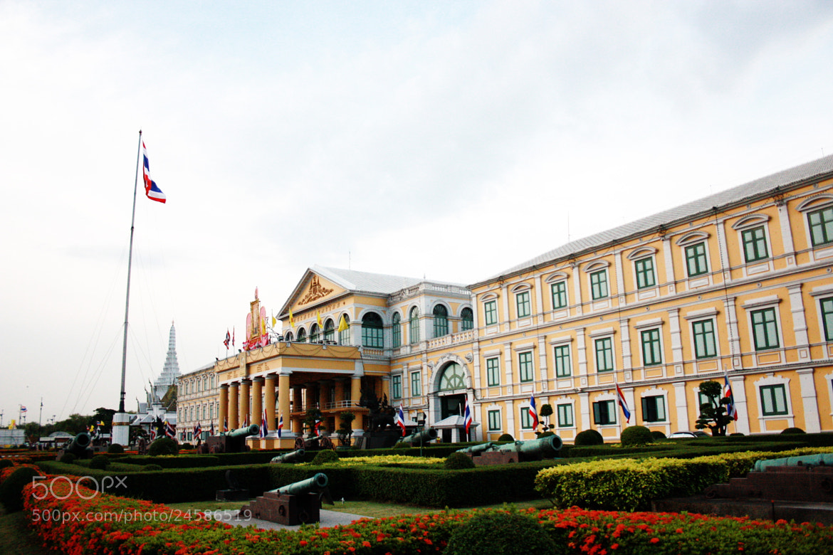 Photograph Ministry of Defence by Pattaranida Lohakul on 500px
