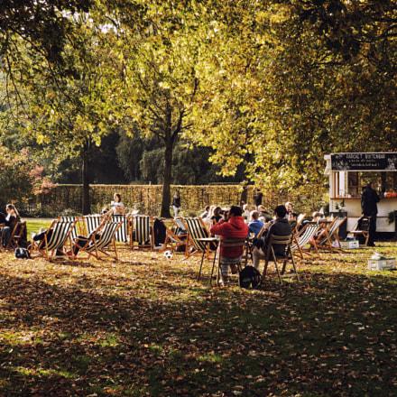 In the park, Fujifilm FinePix SL1000
