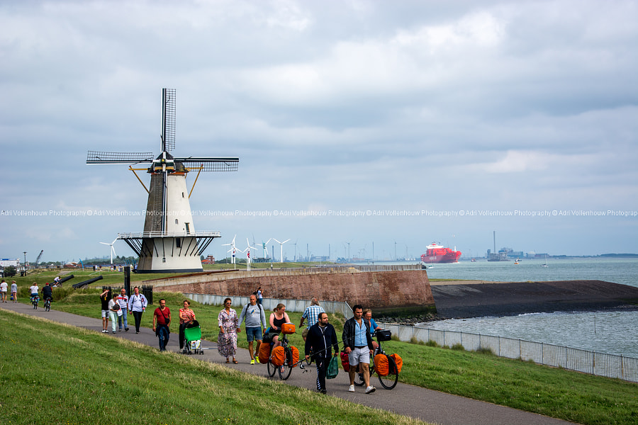 The Orangemill in Vlissingen by Adri Vollenhouw on 500px.com