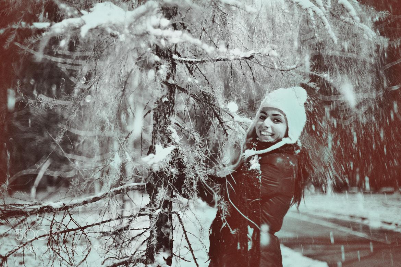 Photograph snow oh by Svetlana Bokareva on 500px