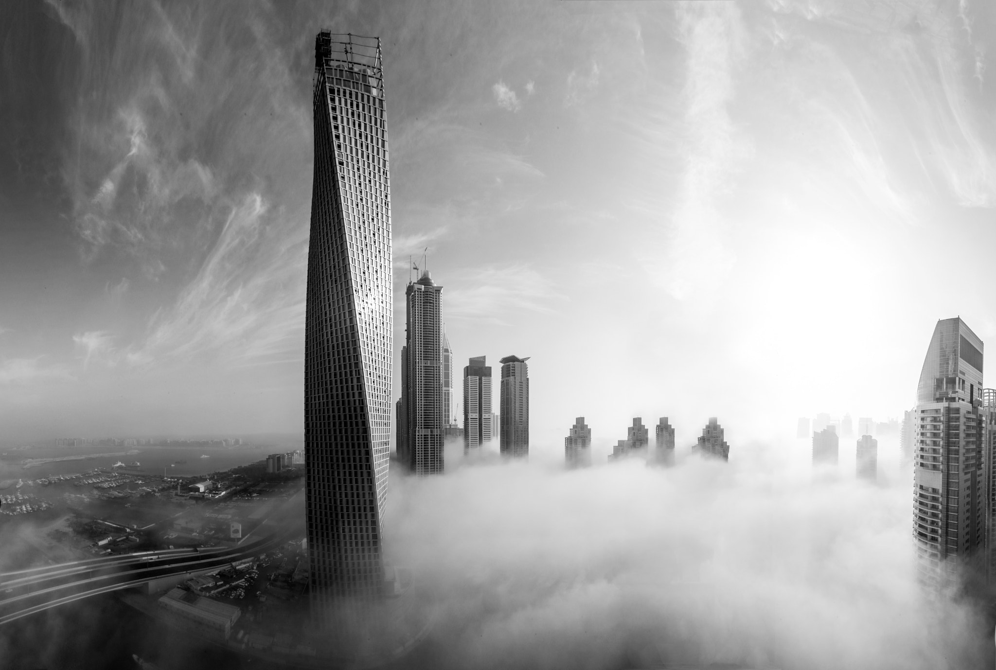 Photograph Fog with a Twist by Ian Powell on 500px