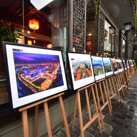 宽窄巷子, Nikon D810, Sigma 12-24mm F4.5-5.6 II DG HSM