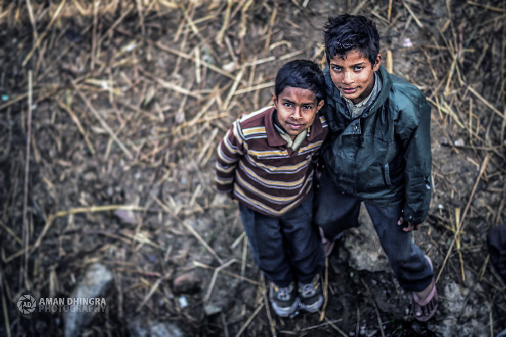 Photograph Brothers by Aman Dhingra on 500px