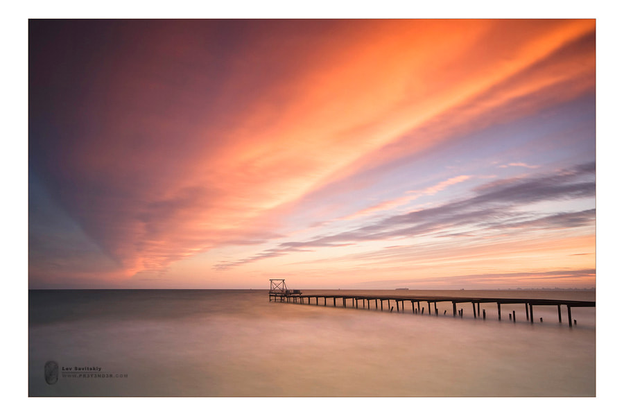 Photograph Sky Pier by Lev Savitskiy on 500px