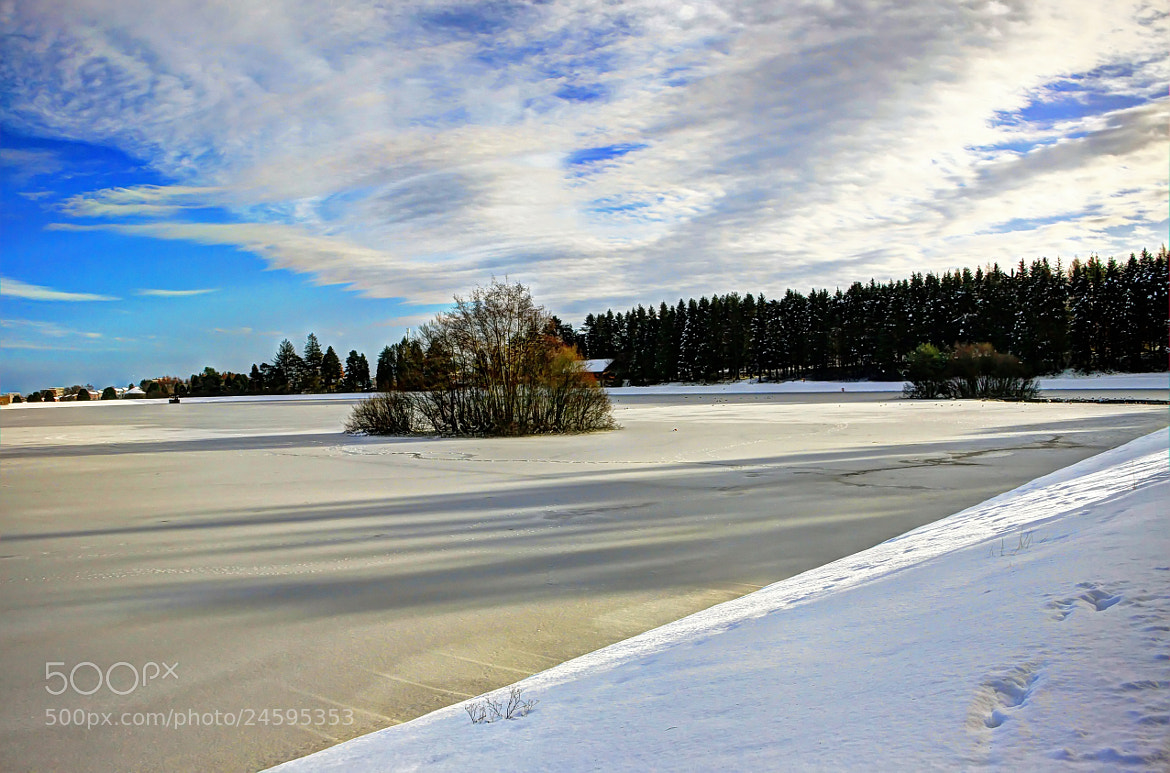 Photograph Clatto reservoir 2 by Hilda Murray on 500px