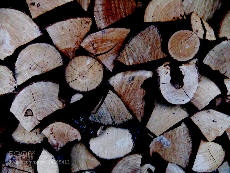 Photograph Fire wood by Amir Saracevic on 500px