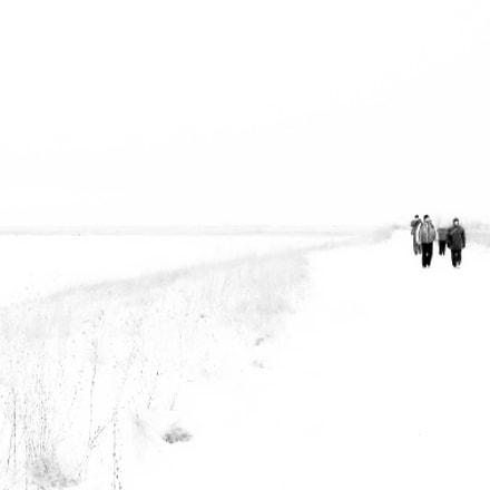 winter`s walk, Canon POWERSHOT A460