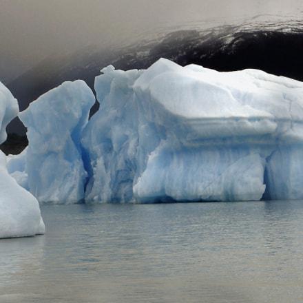 Glaciares, Sony DSC-S40