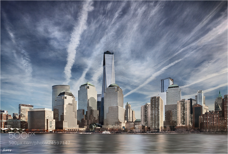 Photograph Skyline by Francisca  Rivera on 500px