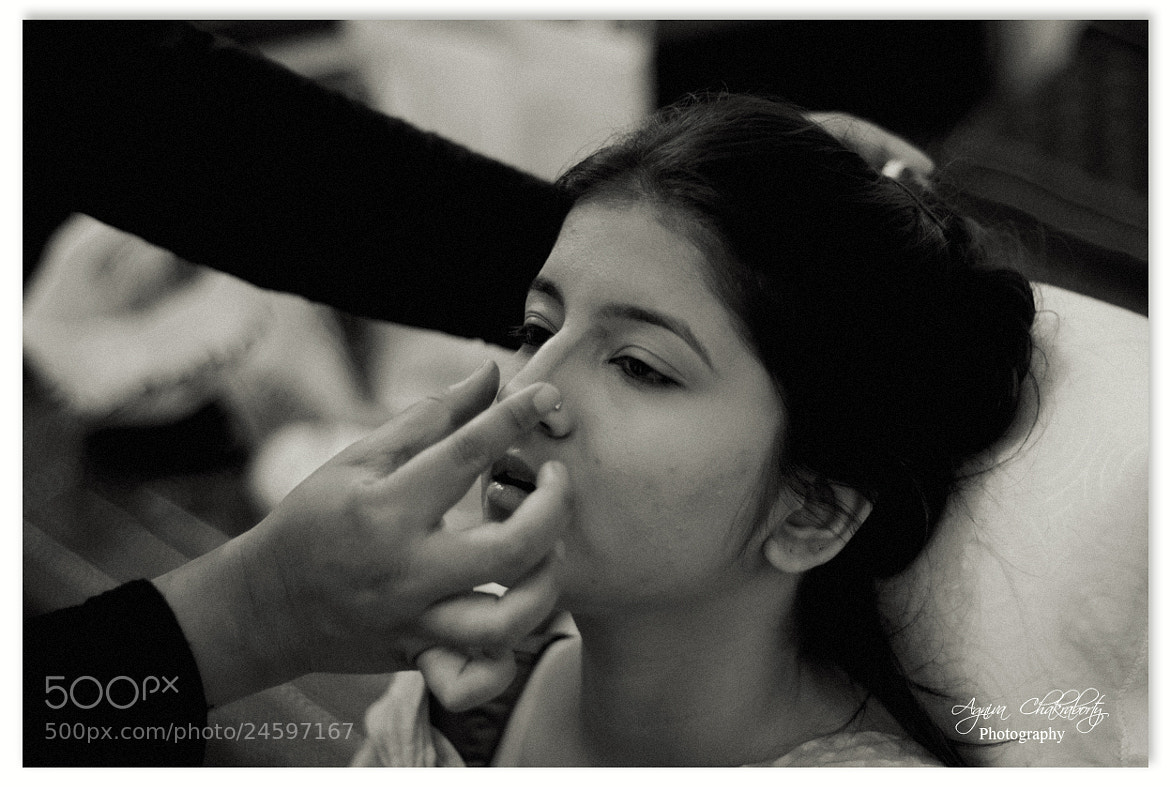 Photograph The Wedding Bell by Agniva Chakraborty on 500px