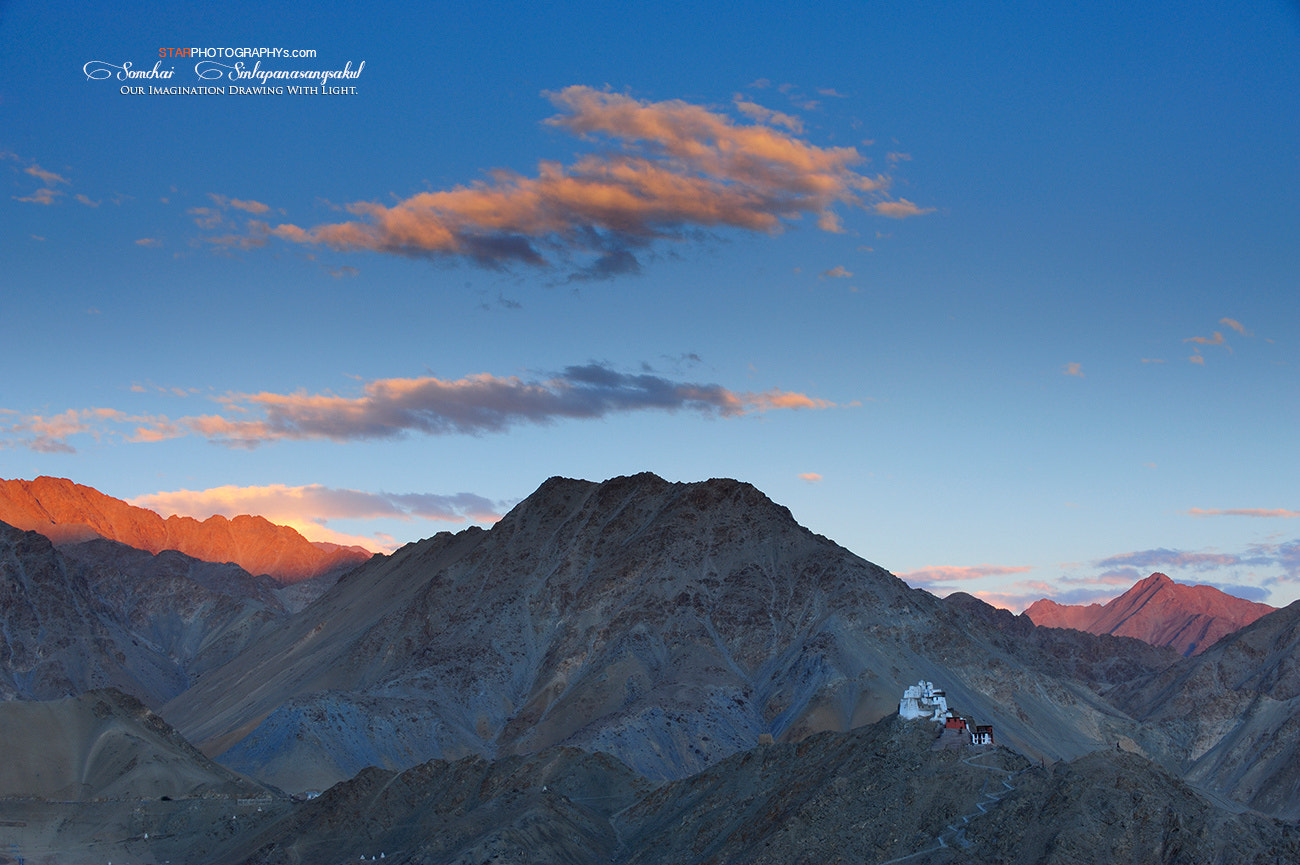 Photograph Sunset In Lah-Ladakh  by STAR PHOTOGRAPHYs on 500px