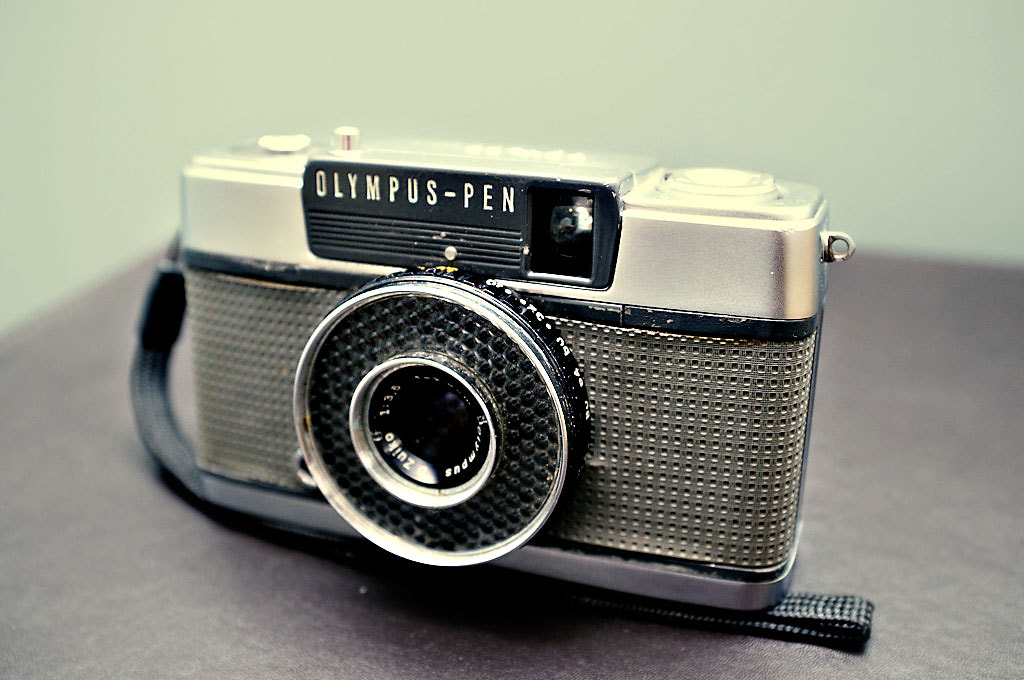 Photograph Olympus Pen EE by Daniel Talbot on 500px