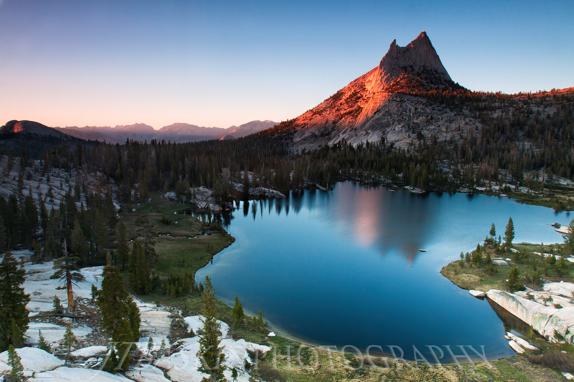Photograph Upper Cathedral - Yosemite National Park by taylor baskin on 500px