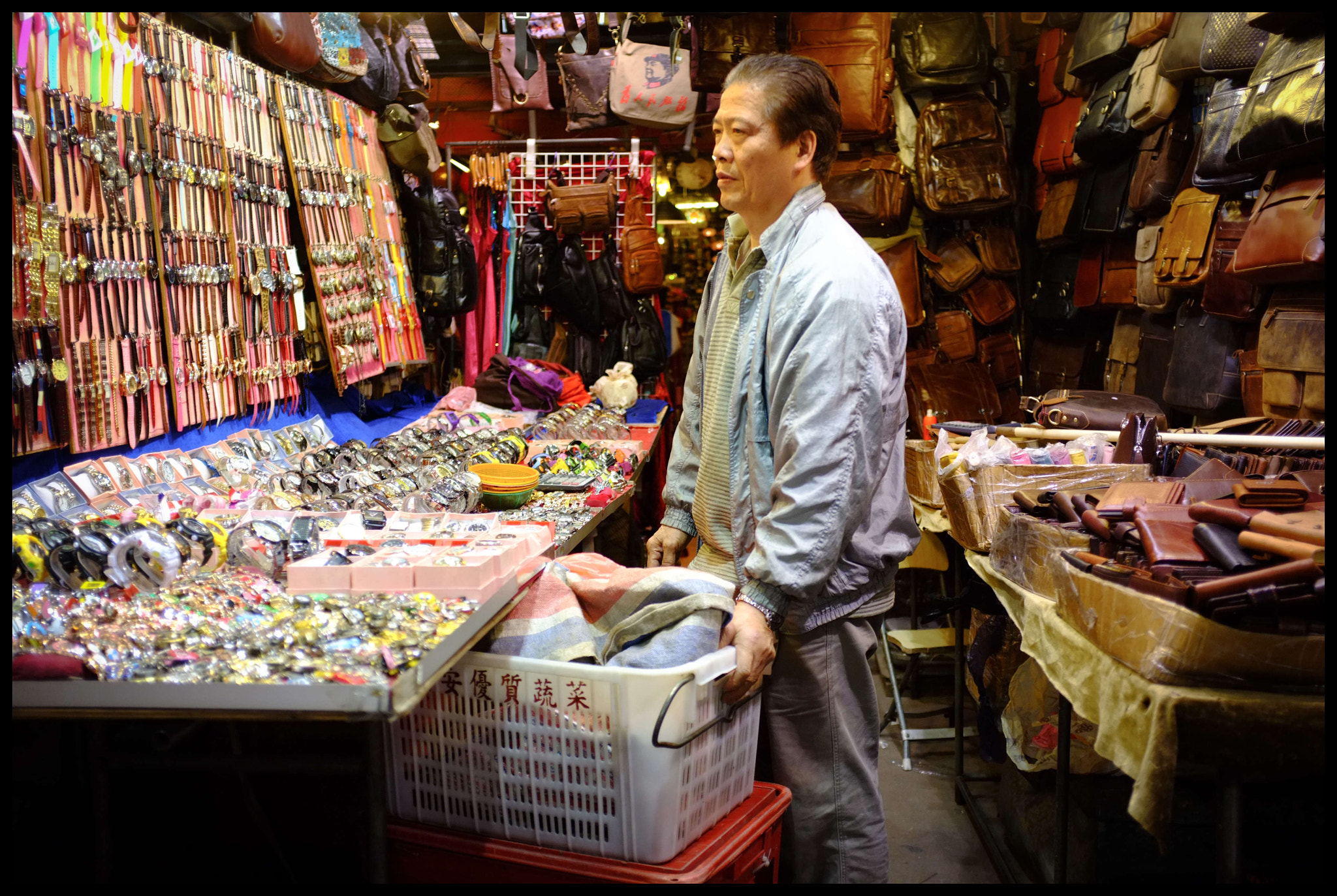 Photograph Market Stall by Cacophony L on 500px