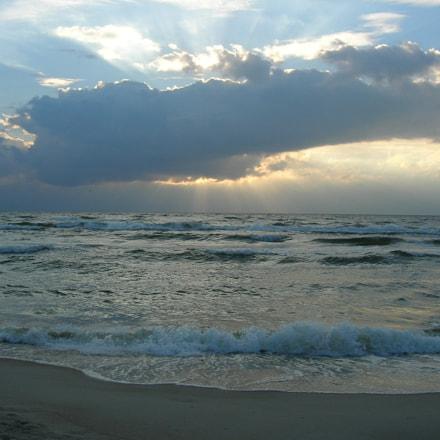 Baltic Sea, Nikon E5900