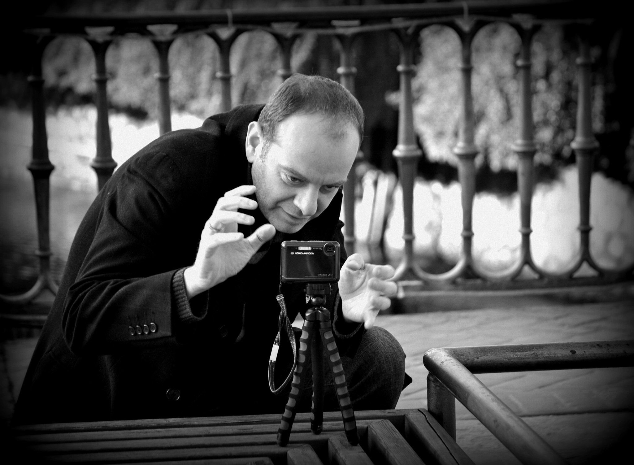 Photograph and...action! by Vula Tsira on 500px