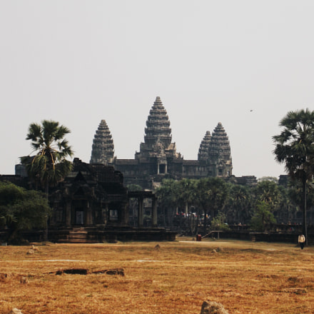 Angkor Wat, Nikon COOLPIX L320