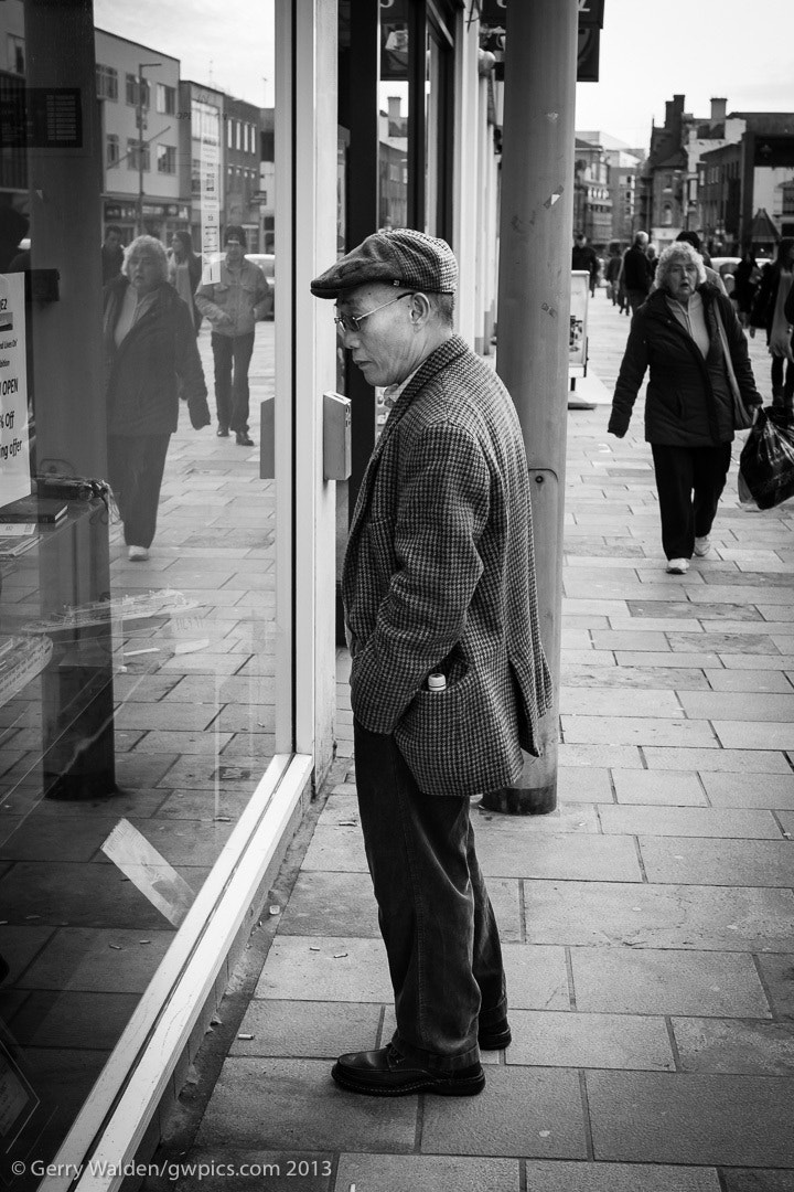 Photograph Window shopper by Gerry Walden on 500px