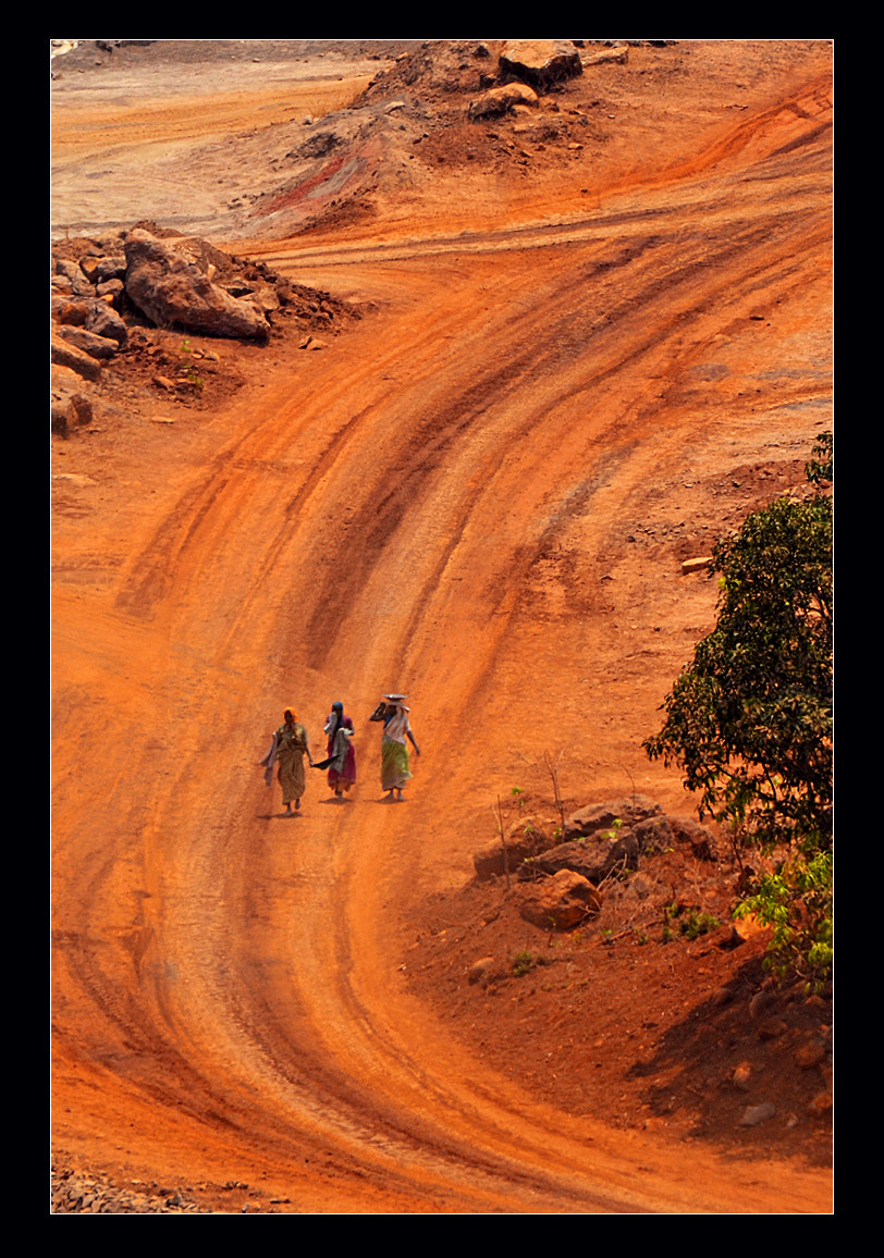 Photograph women at work by yogesh waikul on 500px