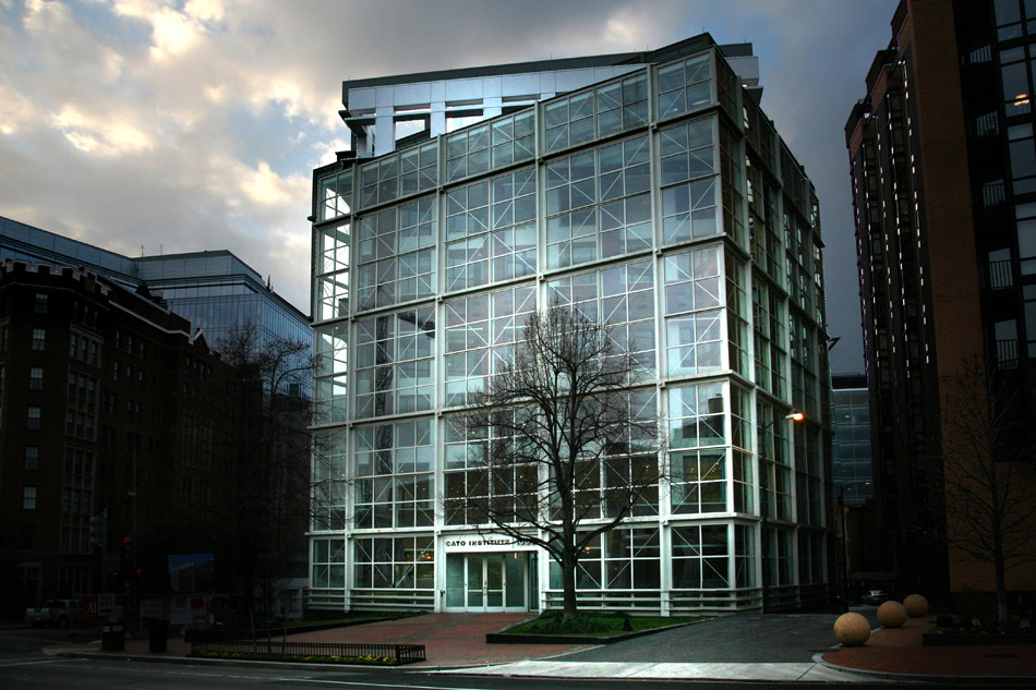 Photograph Architecture Photography Washington DC Cato Institute by Peter Cane on 500px