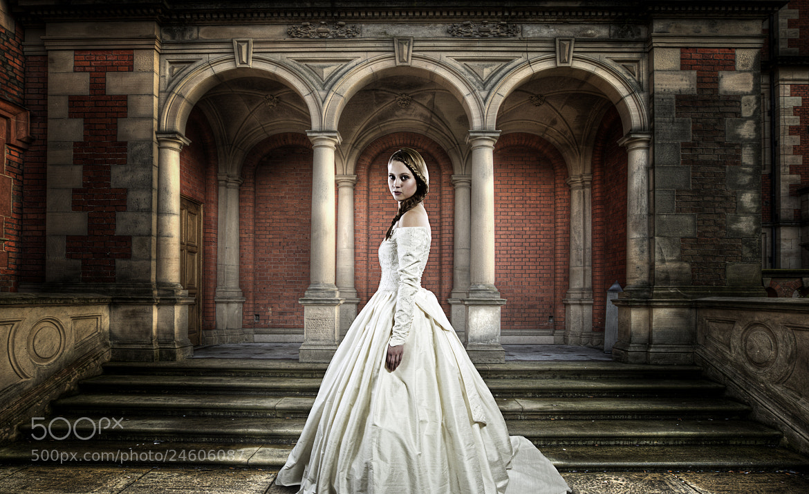 Photograph Steph Crewe Hall by Mark Tizard on 500px