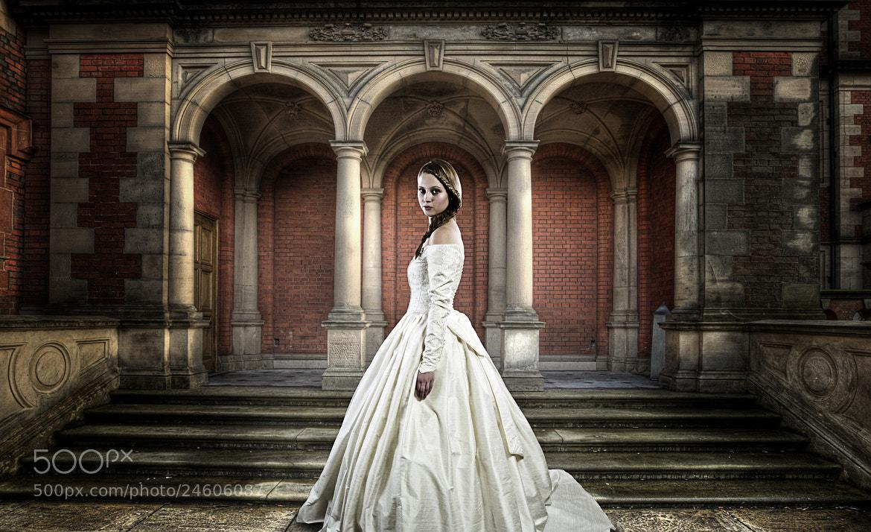 Photograph Steph Crewe Hall by Mark Tizard on 500px