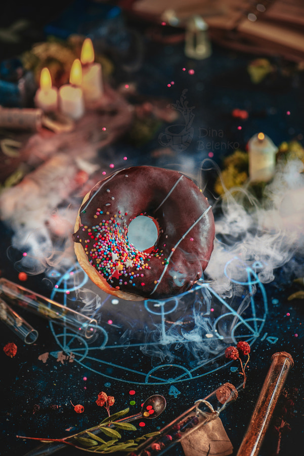 Alchemy Donut by Dina Belenko on 500px.com