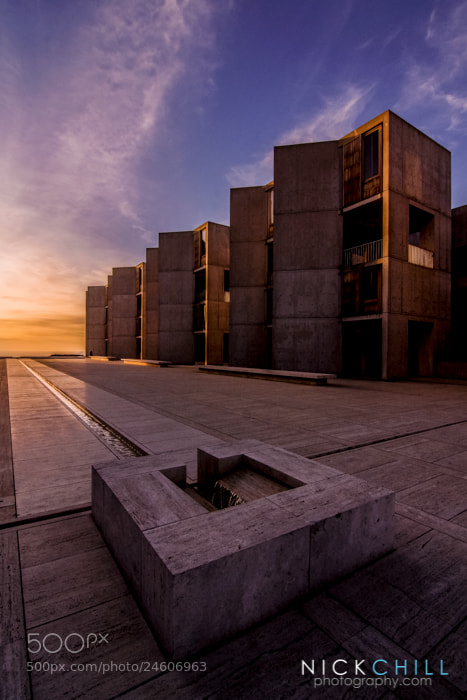 Photograph Salk Asymmetry by Nick Chill on 500px