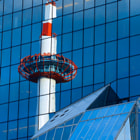 ������, ������: Kyoto Tower Reflections