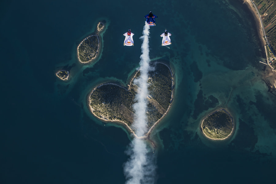 Spread the wings of love by Red Bull Photography on 500px.com