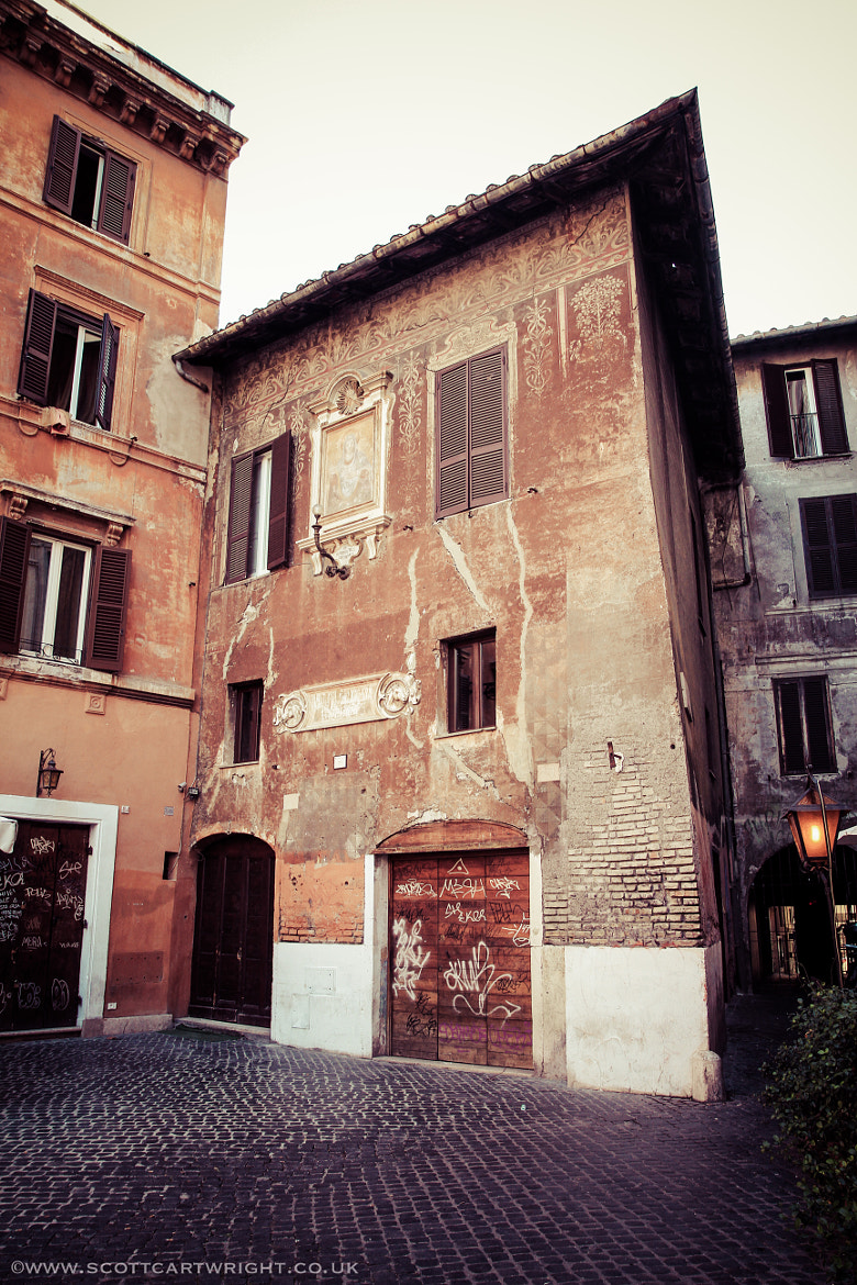 Photograph Side Streets Of Rome by Scott Cartwright on 500px