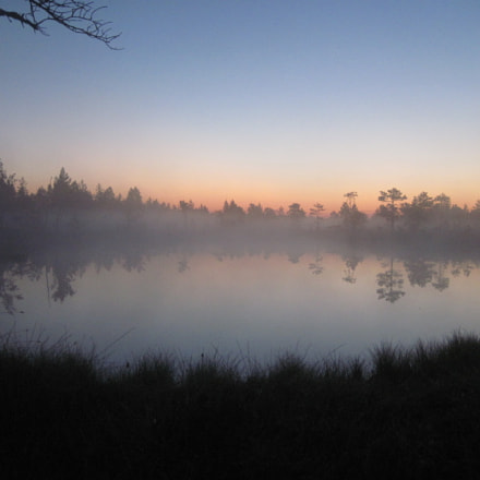 Mystical morning, Canon POWERSHOT D10