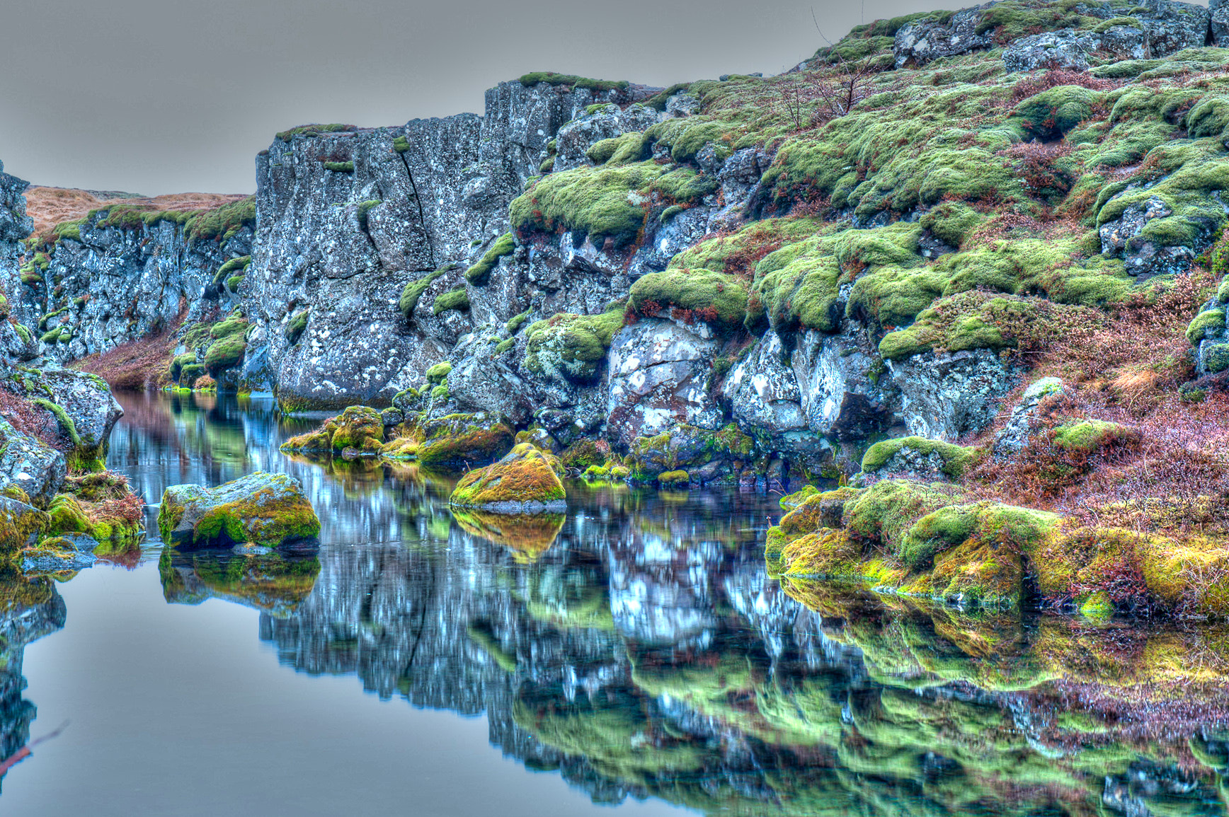 Photograph Colourful Reflection by Kim C on 500px