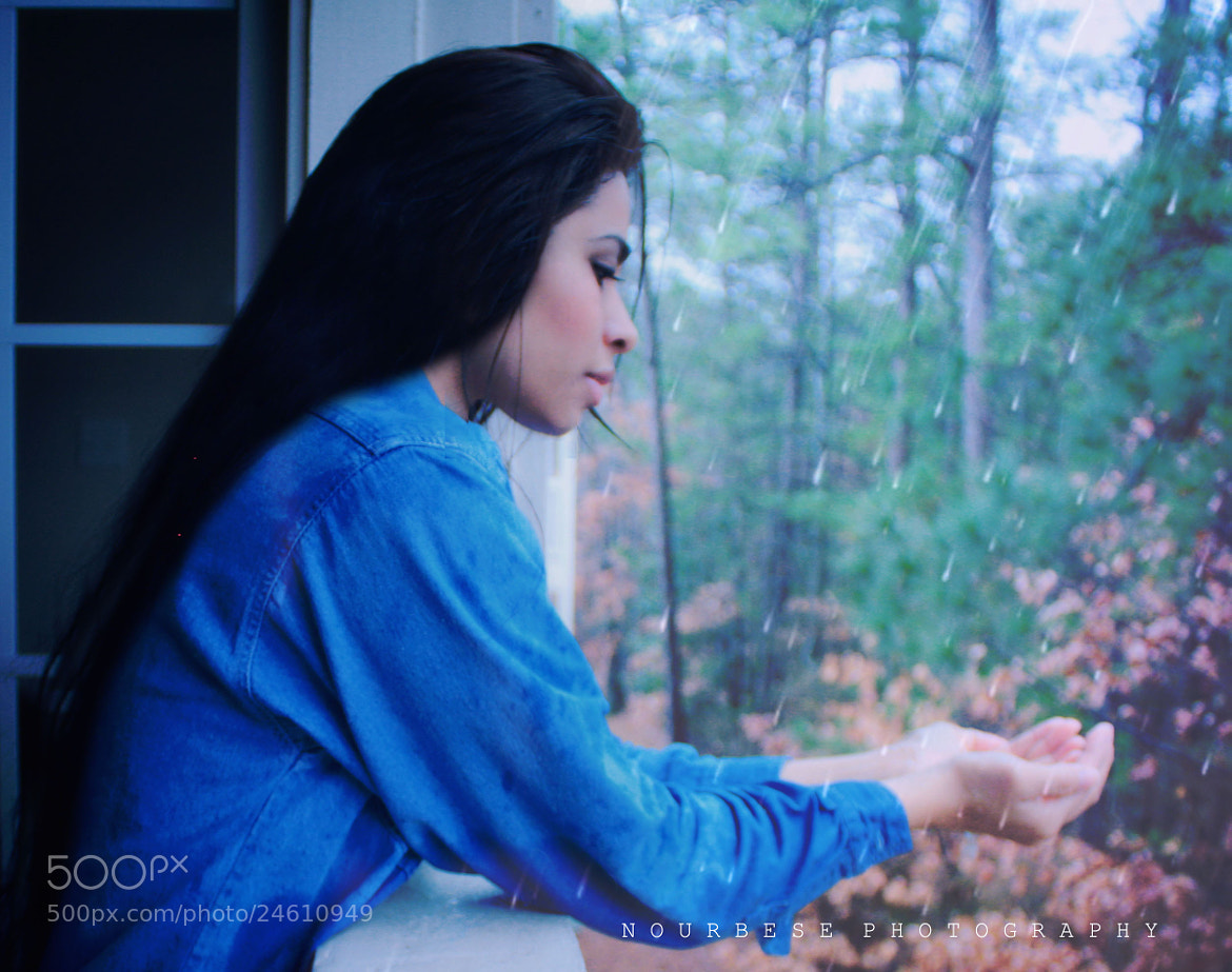 Photograph Feel The Rain by Marisa Nourbese on 500px