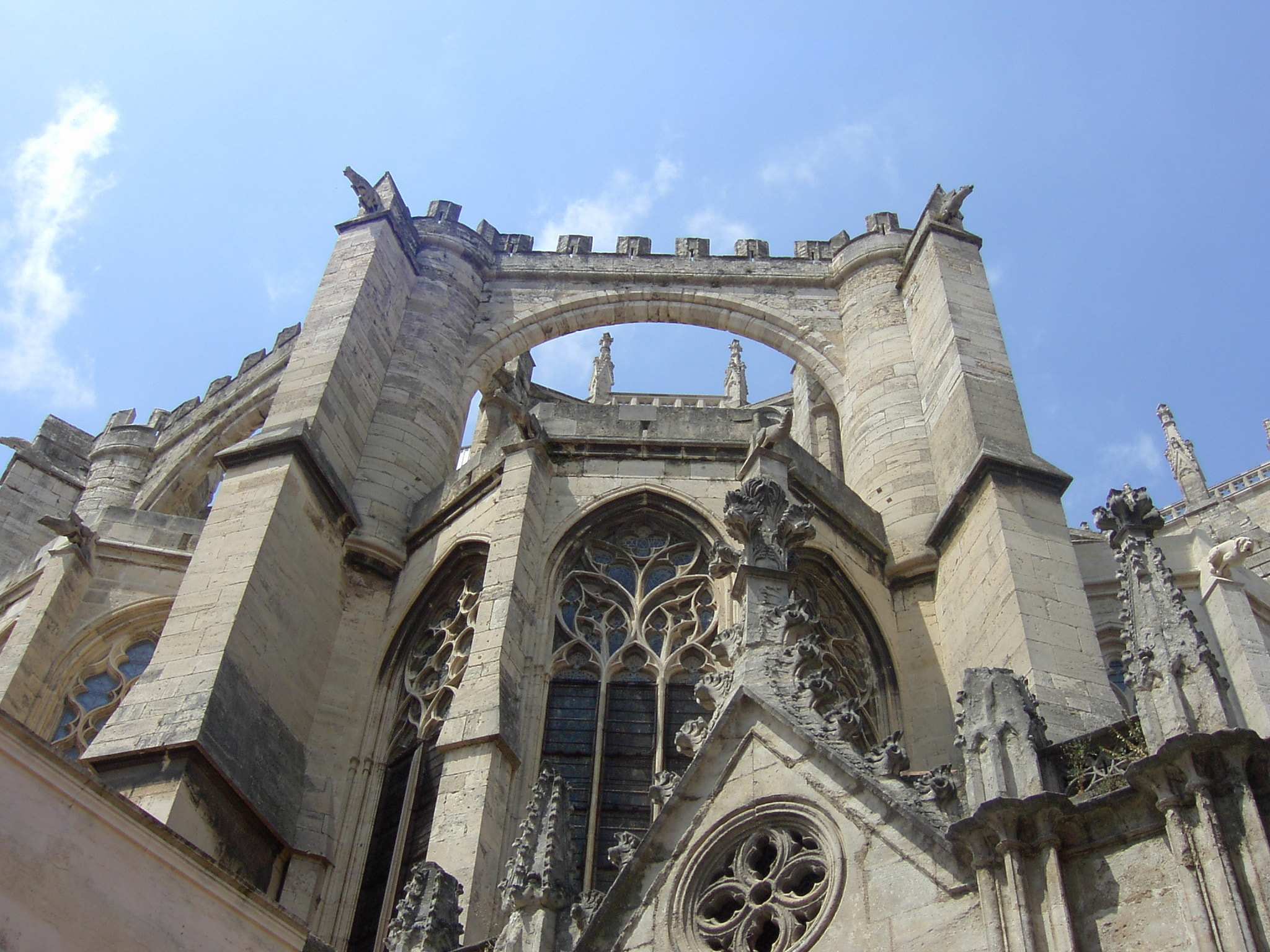 Photograph Narbonne Cathedral  by Phil Morris on 500px