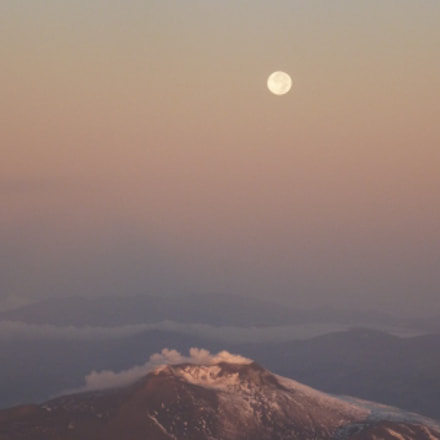 Alba sul vulcano Etna, Panasonic DMC-TZ19