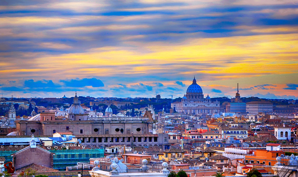 Photograph Rome by Fabio Robba on 500px