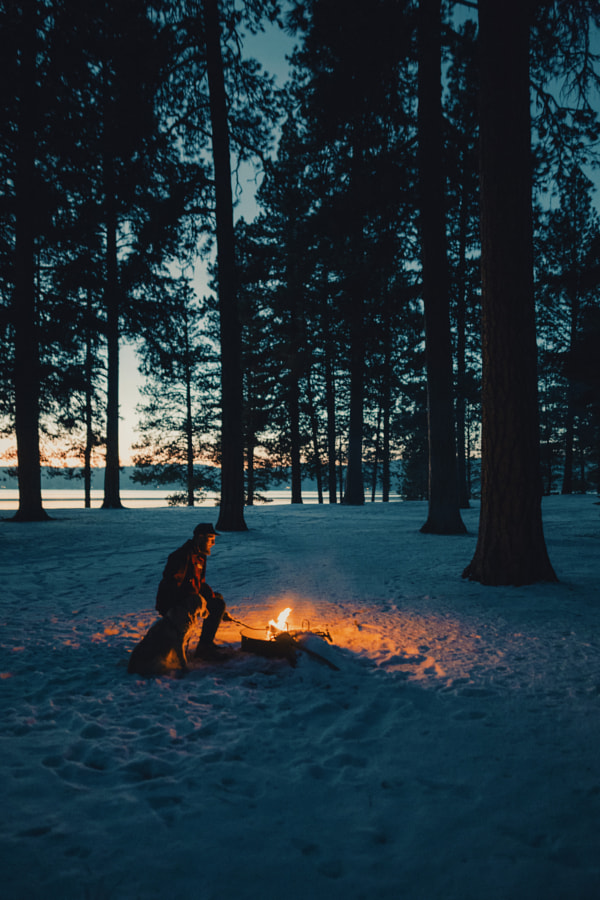 winter warmth by Sam Brockway on 500px.com