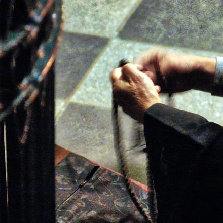 Praying hands, Sony DSC-F828